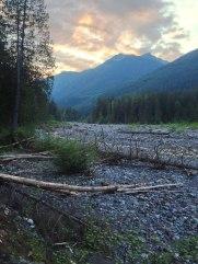 Carbon River, Mount Ranier National Park
