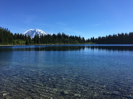 Summit Lake, Washington