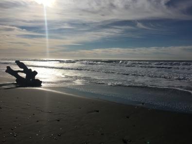 Pacific Ocean, Westport, Washington